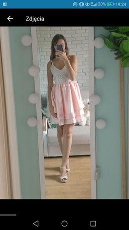 Sukienka Lou Loola roz S