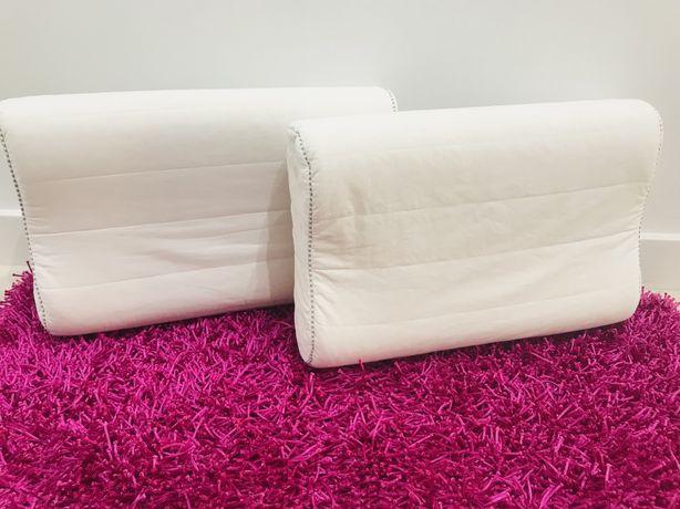 Almofada Ergonómica RÖLLEKA-IKEA em espuma de poliuretano 50x33cm