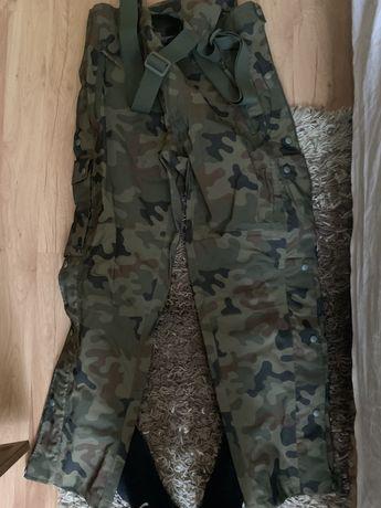 Spodnie ochronne goratex