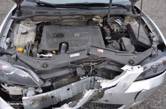 Motor Mazda 2 3 1.6D 90cv Y6 Caixa de Velocidades Automatica - Motor de Arranque  - Alternador - compressor Arcondicionado - Bomba Direção