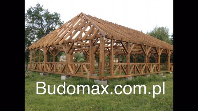 WIATA konstrukcja zadaszenie Altana Patio Wesele namiot lonżownik