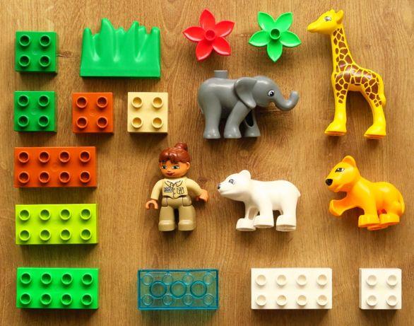 Lego Duplo 4962 - Małe ZOO