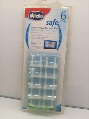Protectores de tomada Chicco (embalagem fechada)