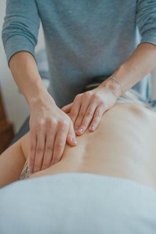 Лечебный массаж для твоей спины