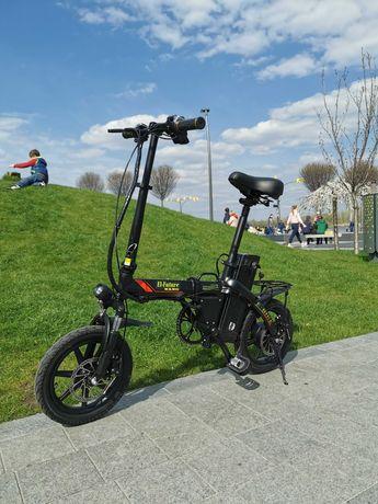 Электровелосипед складной El-Future NANO 300Вт 48V8.8Ah