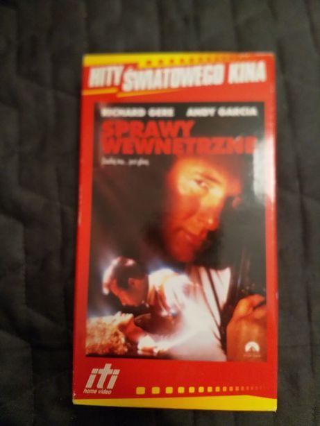 Film kaseta VHS Sprawy wewnętrzne