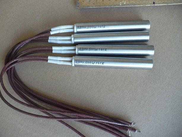 Grzałka patronowa 230 V500 W 15,5 x 108 mm