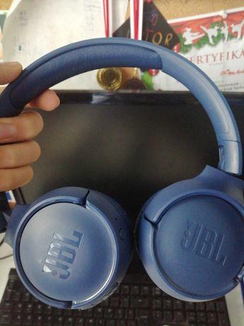 Słuchawki bez przewodowe jbl tune 500bt