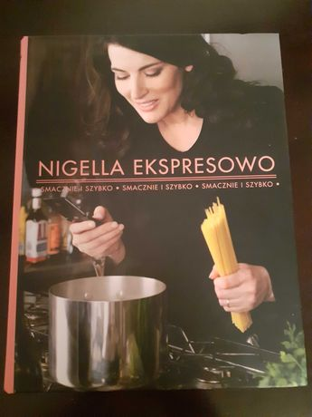 Nigella ekspresowo książka na prezent