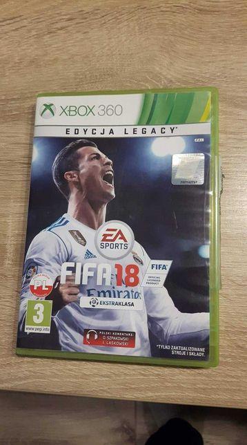 Fifa 2018 Xbox 360