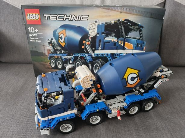 Lego Technik Betoniarka 42112