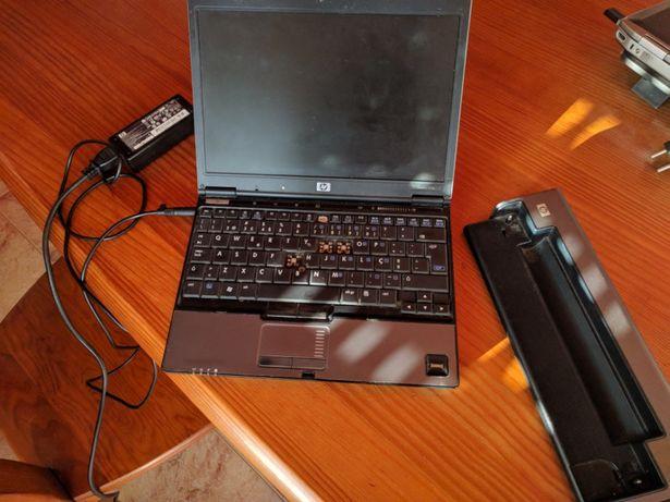 HP 2510p com Docking Station