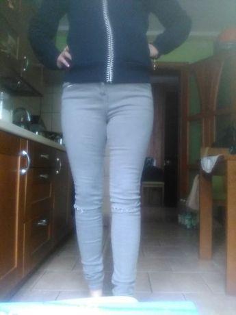 Nowe spodnie rurki roz.L,XL