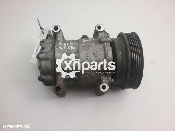 Compressor de ar condicionado RENAULT CLIO II 1.5 dCi | 01.04 -  Usado REF. MOTO...