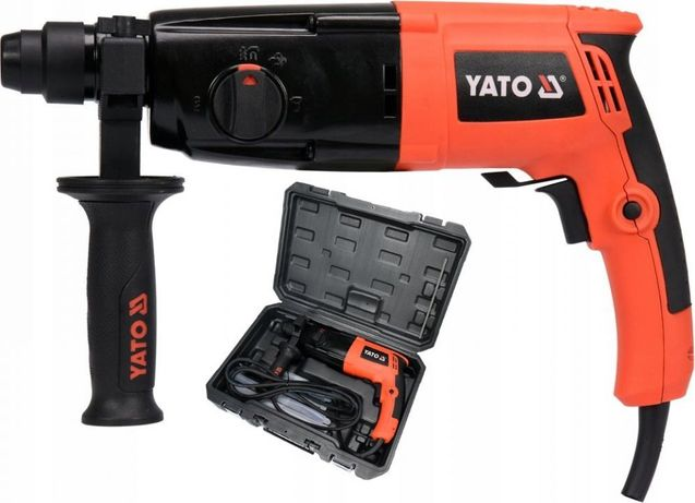 YATO YT-82115 MŁOTOWIERTARKA MŁOT SDS+ 620W