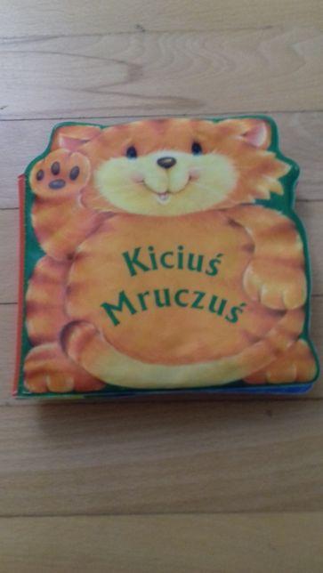 książeczka do kąpieli dla dzieci