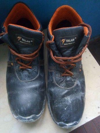 ботинки рабочие б/у.