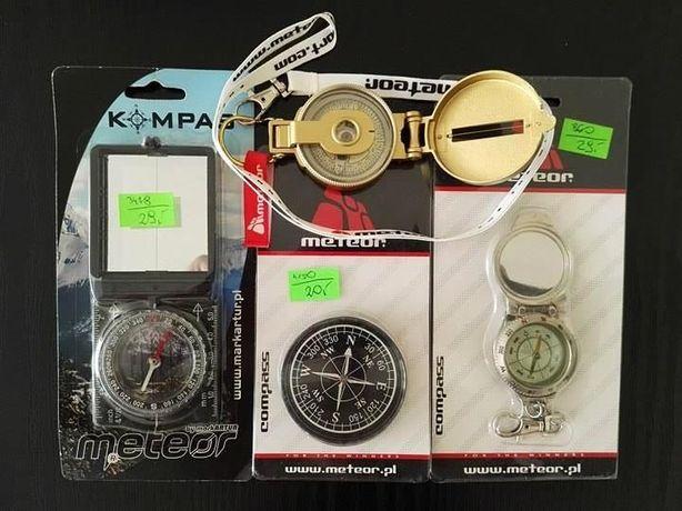 Kompas, busola Meteor, NOWA