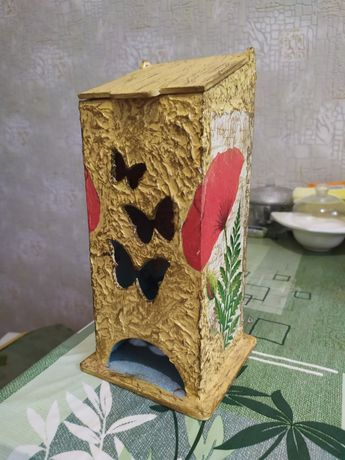 Чайный домик, для заварочный пакетов