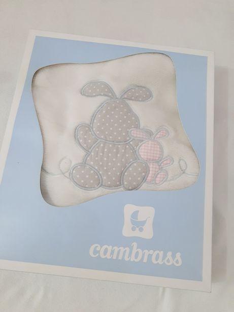 Kocyk niemowlęcy Canbrass
