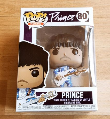 Figurka winylowa Funko POP! Rocks 80 - PRINCE