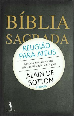 Religião para ateus_Alain de Botton