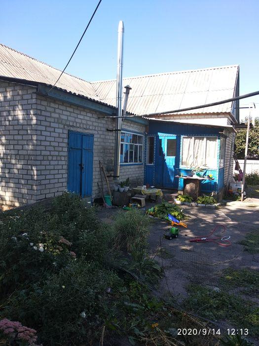 Продам двор в котором находятся два жилых дома и гараж Козельщина - изображение 1