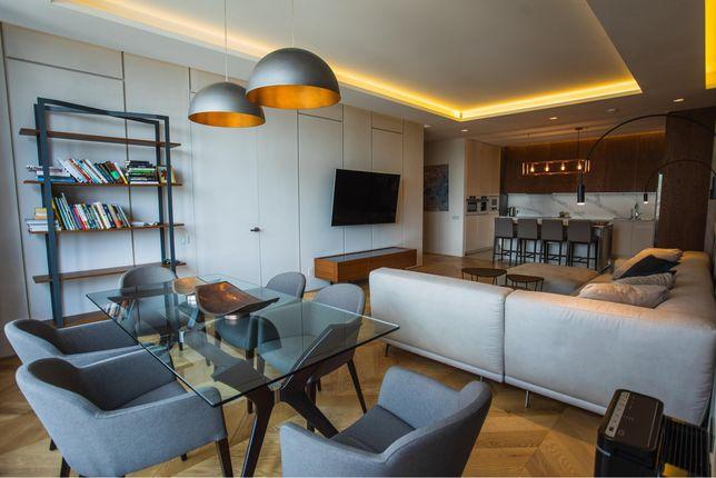 Продажа 4к квартиры в ЖК Sky line 131 м2