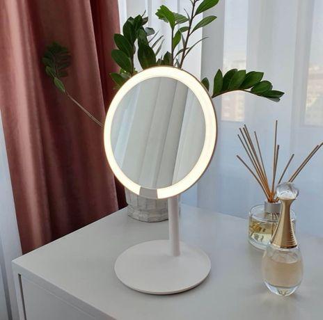 Зеркало для макияжа Xiaomi Amiro LED Mirror и Xiaomi Jordan LED
