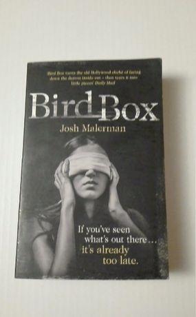 Josh malerman birdbox książka po angielsku. Nie otwieraj oczu.