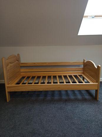 Łóżko dziecięce jesionowe