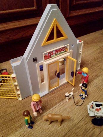 Playmobil Klinika dla zwierząt