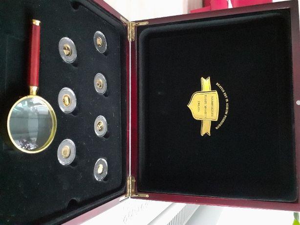 Najmniejsze Złote Monety Świata