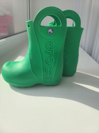 Гумові чоботи CROCS