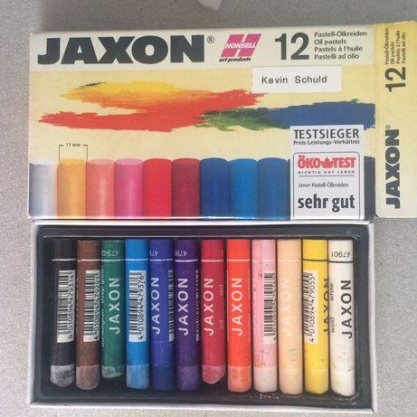 Jaxon oil pastels pastele 12 szt.