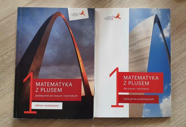 Matematyka z plusem 1 - książka plus ćwiczenia