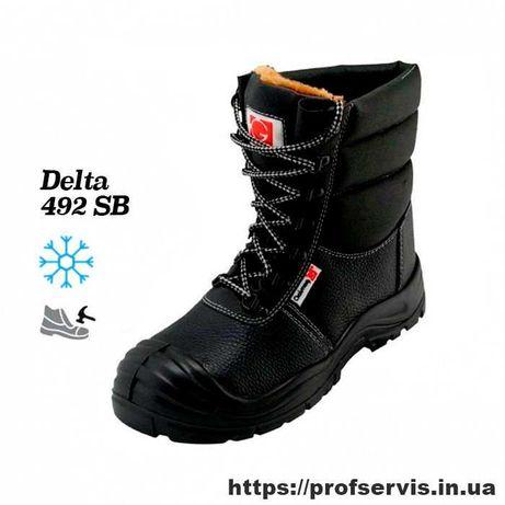 Спецобувь зимняя Рабочая зимняя обувь Спецвзуття Робоче зимове взуття