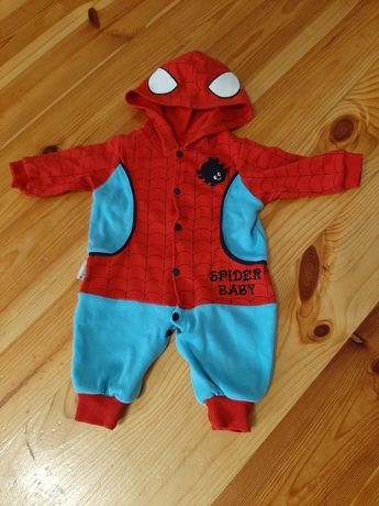 Kombinezon spider baby 62