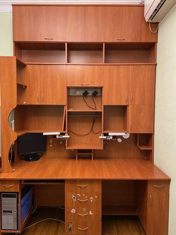 Школьный настольный шкаф