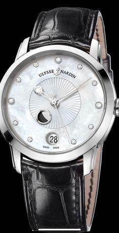 Ulysse Nardin часы, оригинал