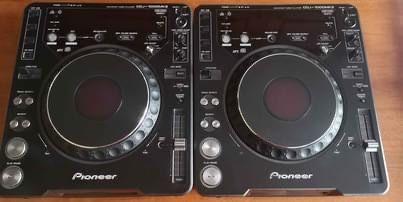 Konsola Pioneer cdj1000mk3, pioneer djm 700