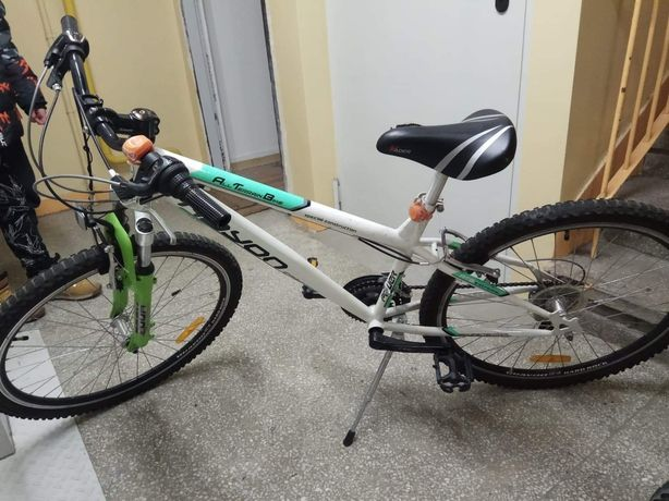 Rower Rayon Discovery dla dzieci i młodzieży