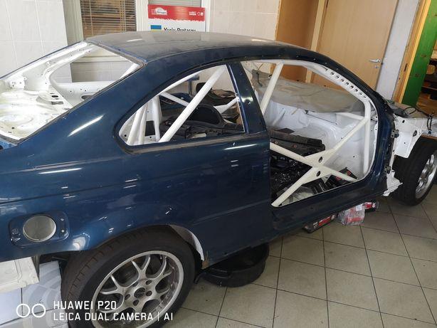 Продам BMW БМВ е46 330 кольцо дрифт