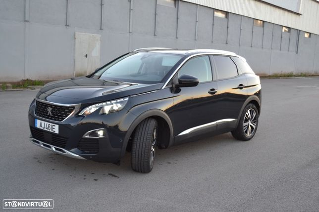 Peugeot 3008 1.5 BlueHDi Crossway EAT8