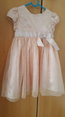 Sukienka dla dziewczynki 86 cm