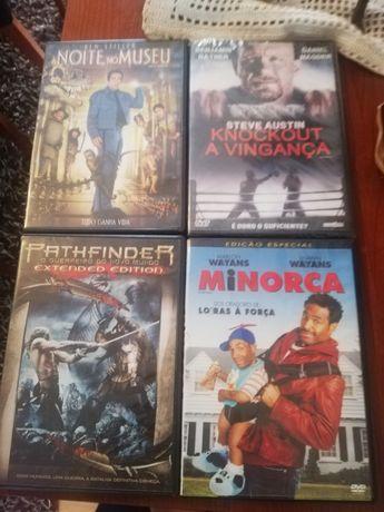 Vários filmes em DVD... Originais