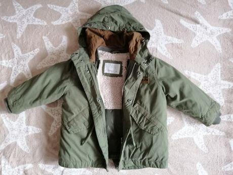 Kurtka Zara rozmiar 86