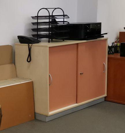 zestaw - 7 szafek biurowych Balma