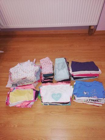 Mega  paka--ubrania dla dziewczynki 104