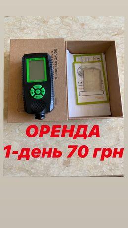Оренда професійний Прибор Товщиномір Толщиномер модели CM-206FN
